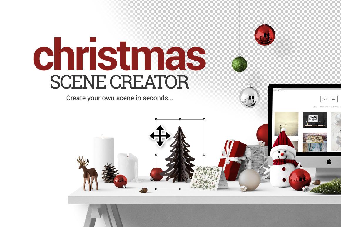 Christmas Scene Creator ($15)