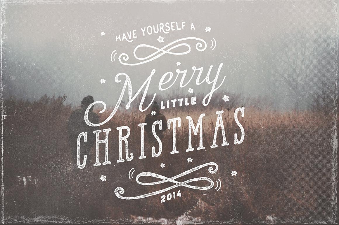 Christmas Photo Overlays ($9)