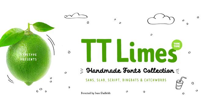 TT Limes Font
