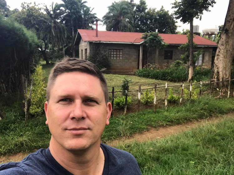 Say hi to Drew. - Founder of Senai Global. Superhero in this blog. Oh, did I mention he has a coffee farm associated with his charity in Yirgcheffe, Ethiopia? Yes. Going there!