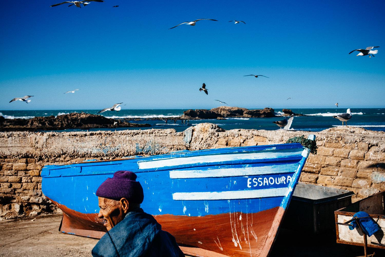 Essaouira, Morocco.