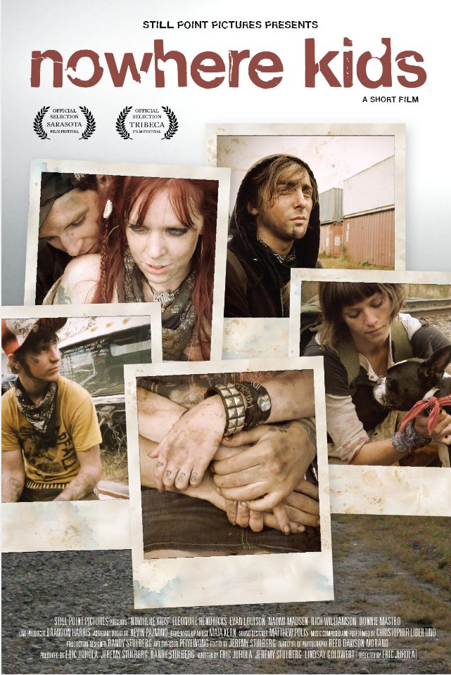 Dir. Eric Juhola  Tribeca Film Festival, 2009