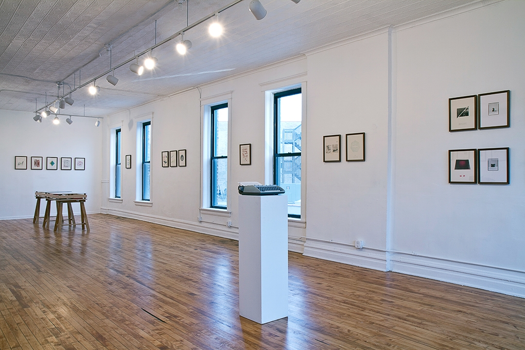 Neche Collection at Public Works Gallery