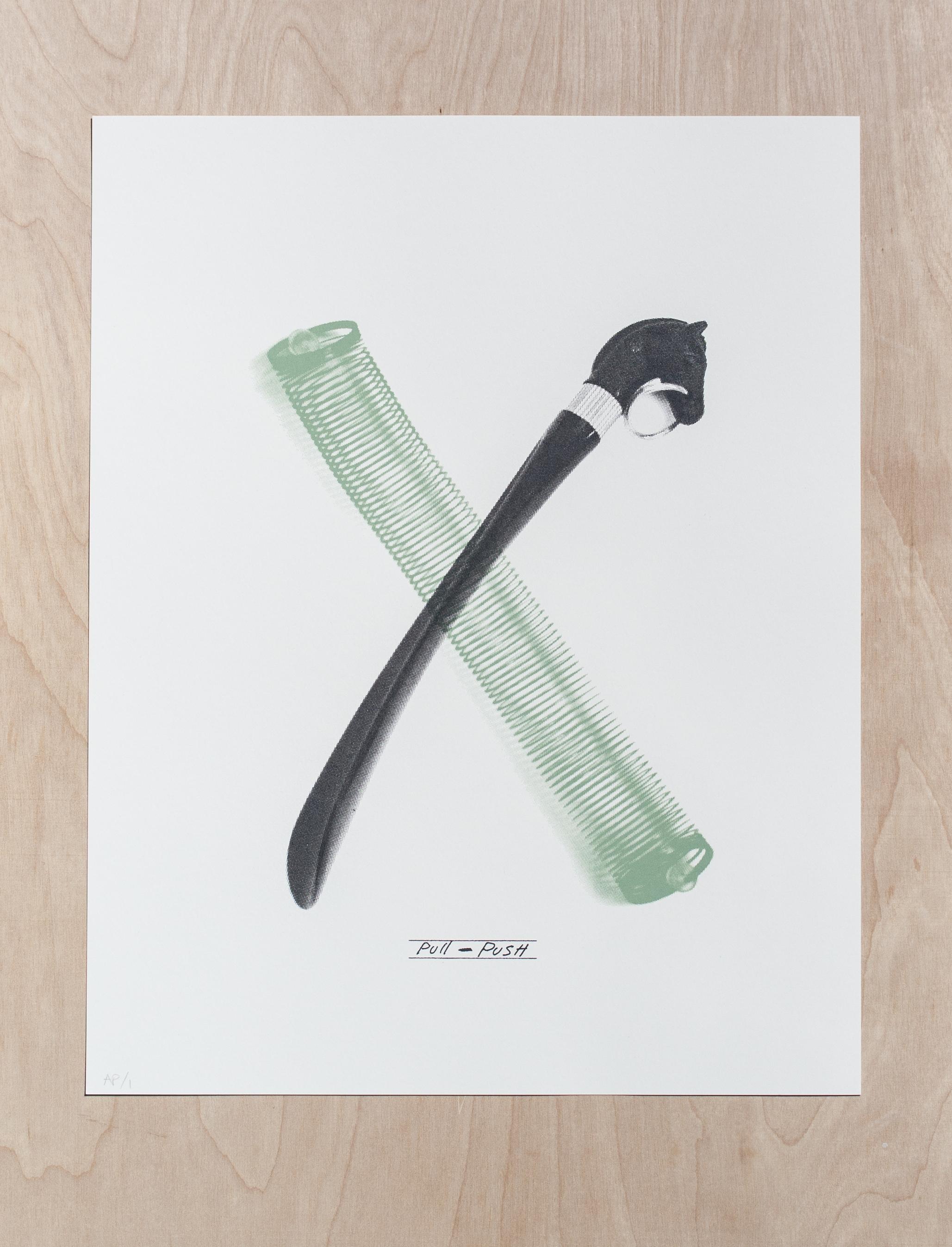 Neche Collection / Print No. 10