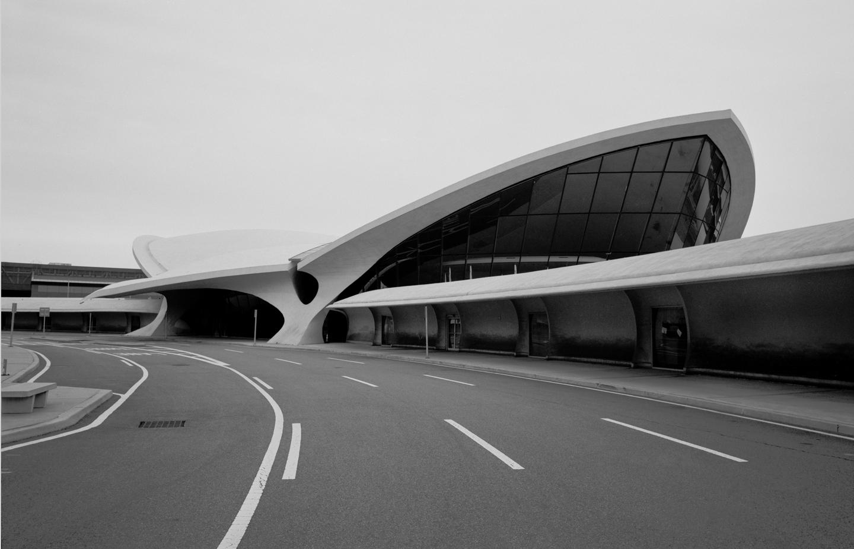 TWA Flight Center / Eero Saarinen