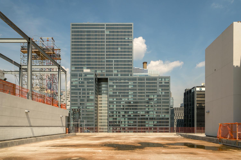 787 Eleventh Avenue / Rafael Viñoly