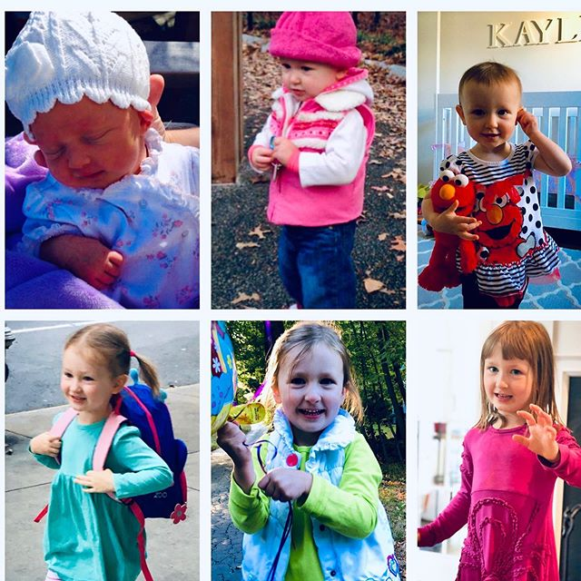 I guess this is just what happens...0, 1, 2, 3, 4, 5...(college...gulp)  Happy 5th Birthday Kaylee! We love love love you, your bright exuberance, your endless curiosity and the way you live your life with such joy and passion!