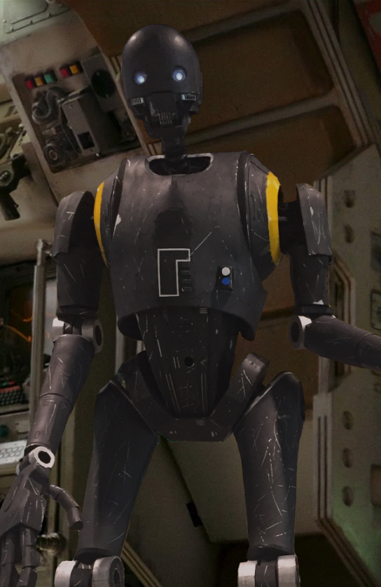 K-2SO - KX-series Security Droid