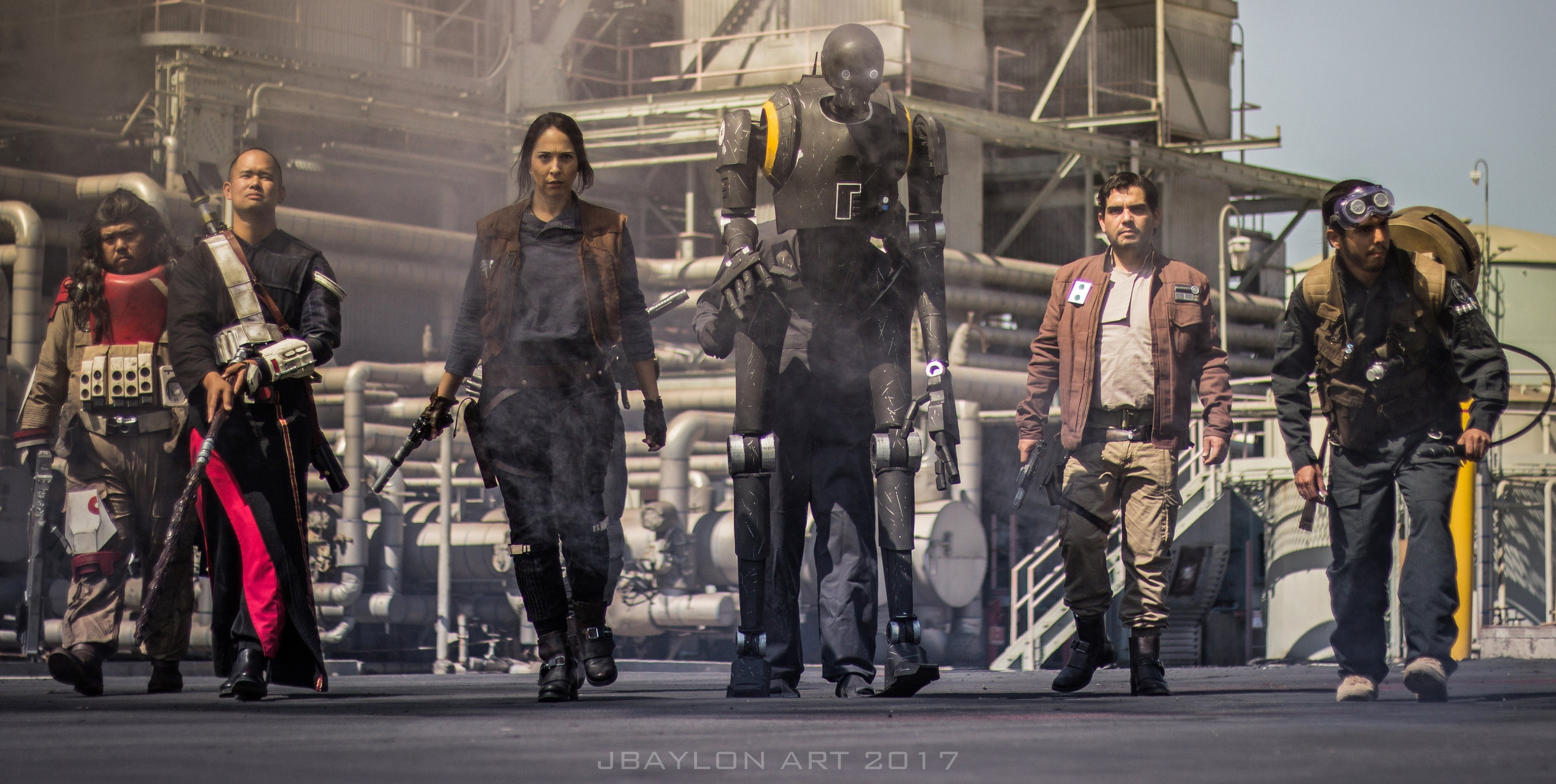 Click to see more Rogue One photos - Jordan Baylon - Art & Photography