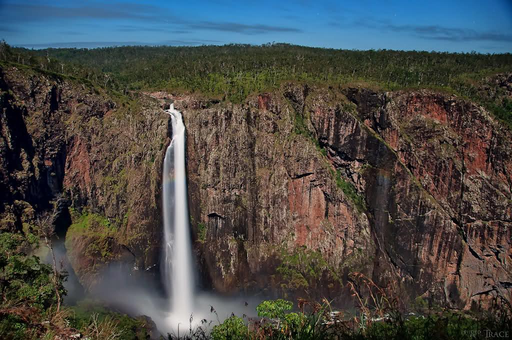 Be wowed by Wallaman Falls