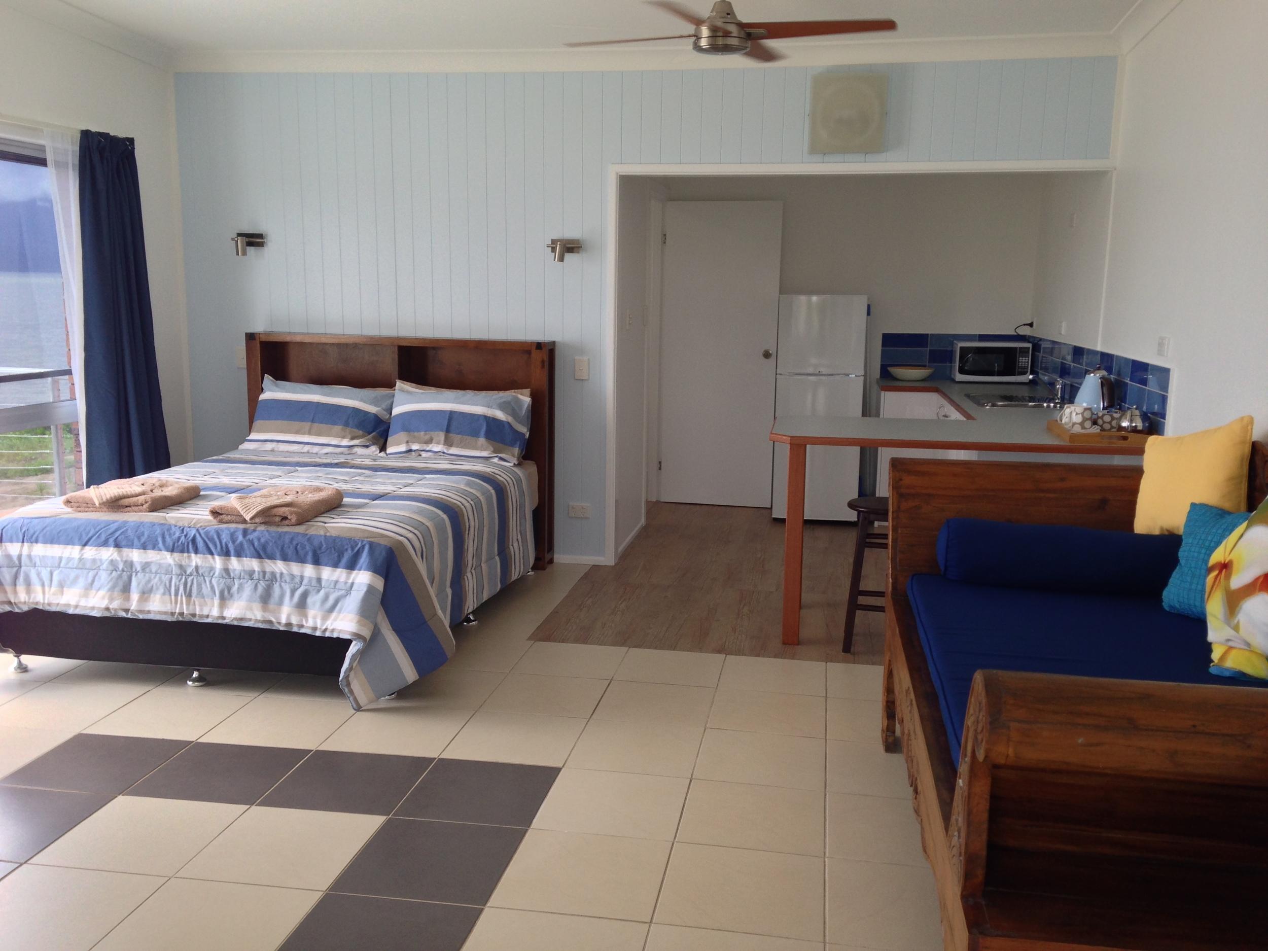 💜  The Honeymoon Suite 💜  Studio Apartment with Ocean View