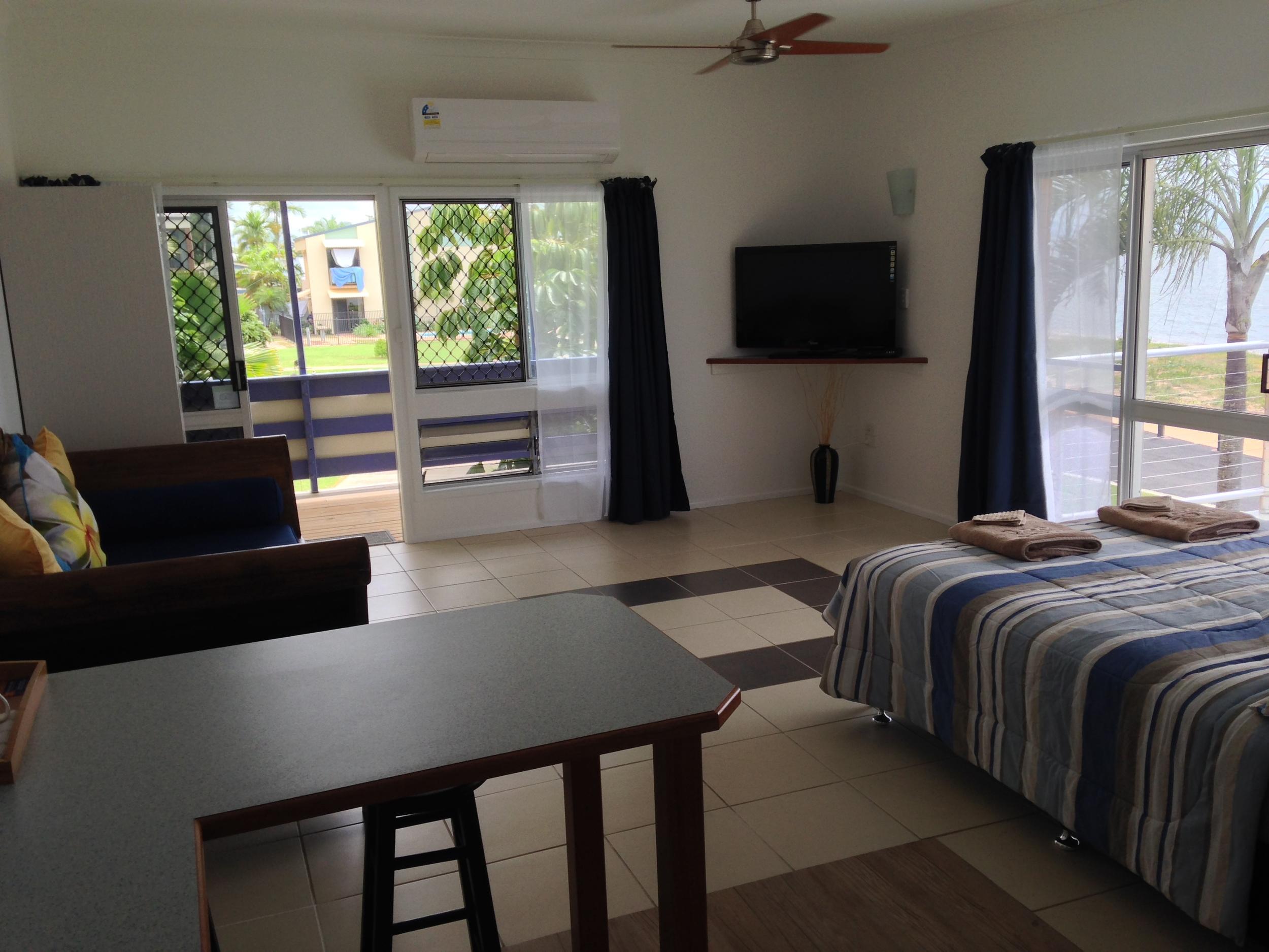 Studio Apartment with Ocean View
