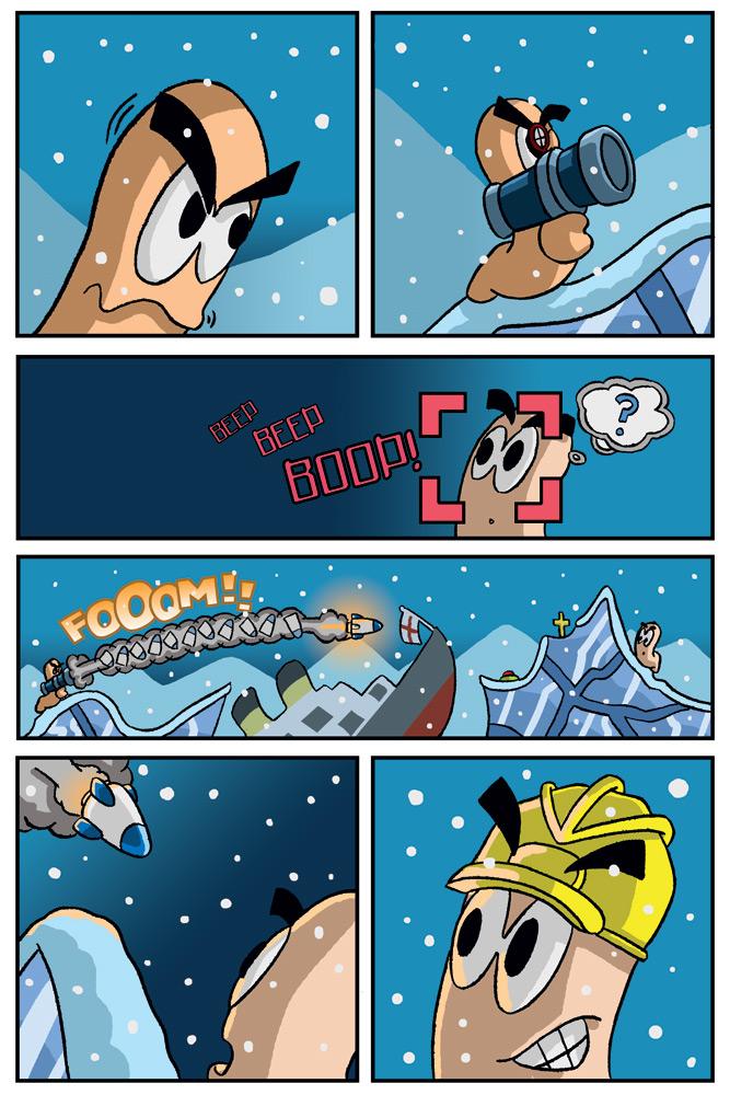 """Sudden Death"" page 2"
