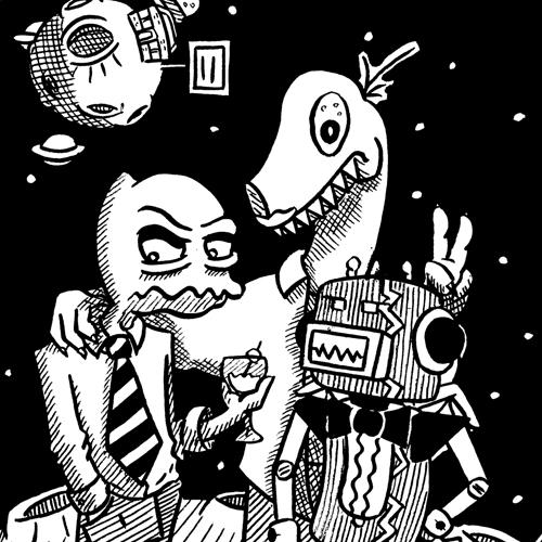 Negative Space, a 76 strip web comic