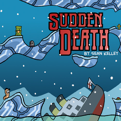 Sudden Death, a six page Worms fan comic