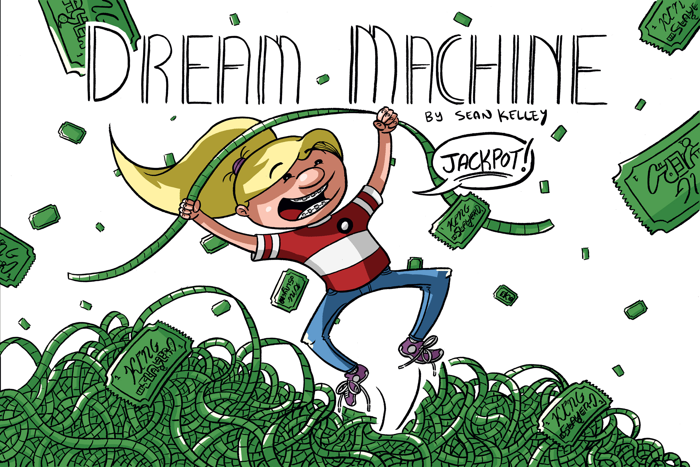 Dream Machine: Jackpot!