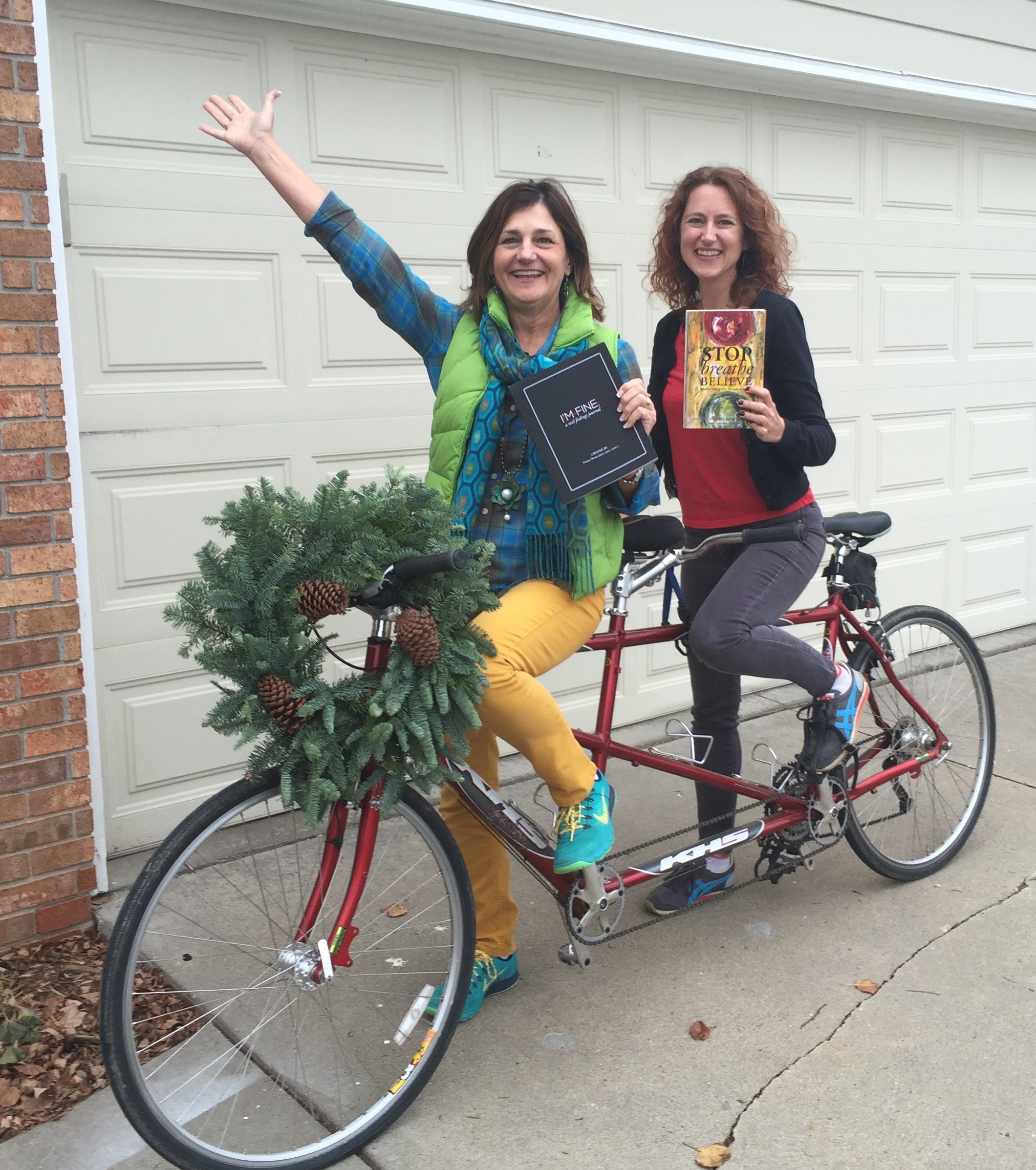 Tandem Brick Gallery  Stop Shop and Savor  event in December