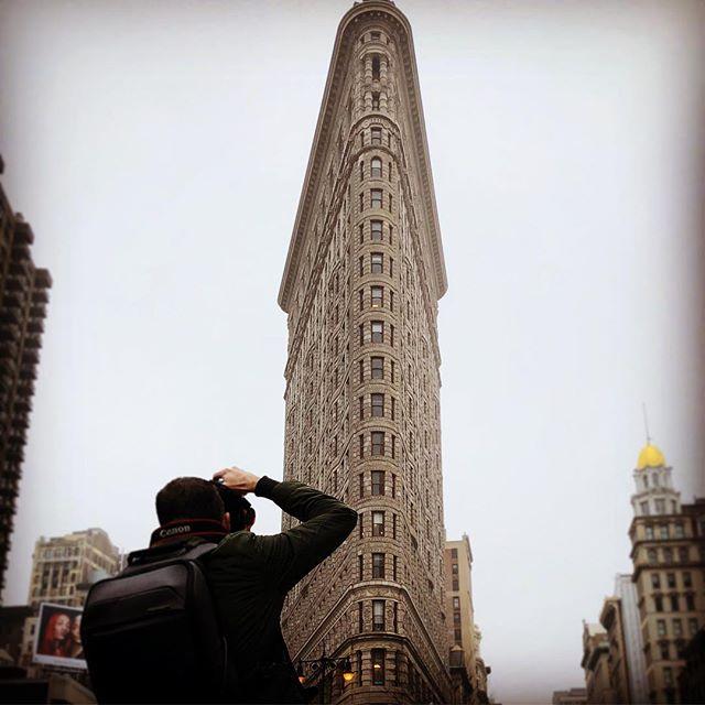 Always the muse. • • • • • #nyc #newyorkcity #flatironbuilding #nyclife #flatiron #madisonsquarepark #newyork #photographylife #muse #architecture #manhattan #manhattanlife #cityphotography #citylife #skyline #streetphotography #dayinthelife #exploremore #nicenewyorker