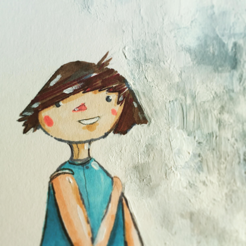 #illustration #copic #acrylic