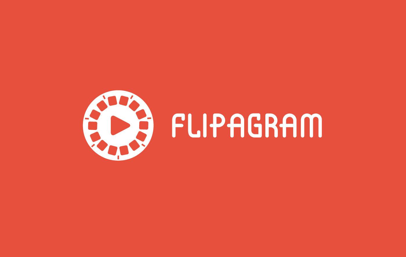 Flipagram Brand Identity / Logo by Sabet Brands, Inc.