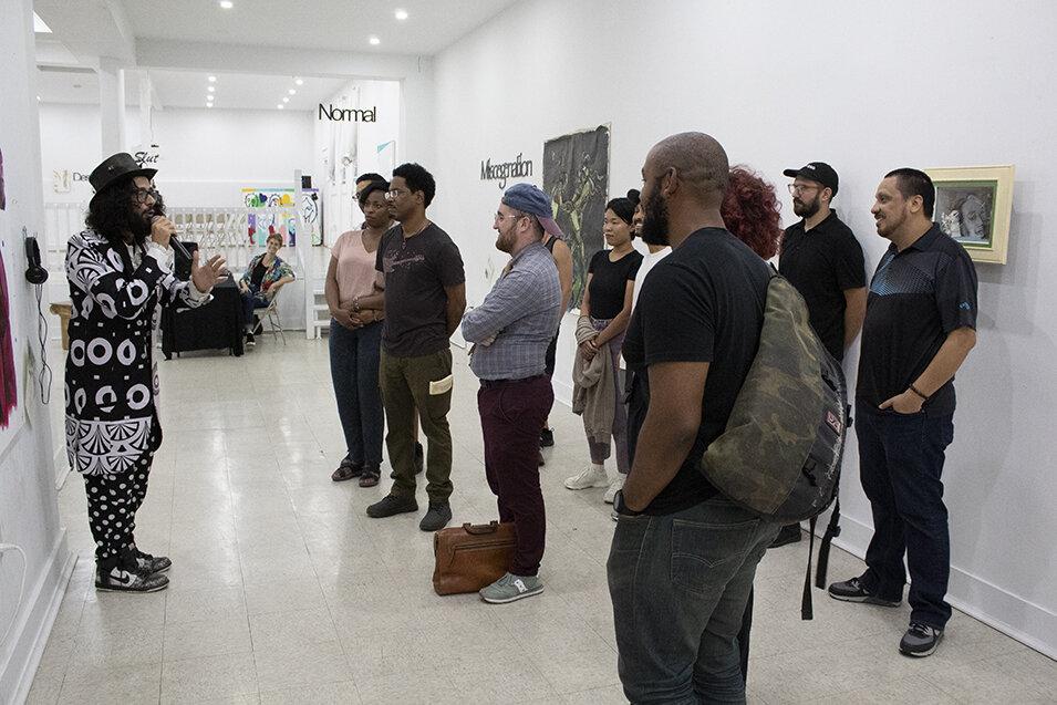 Art Apple NYC in Brooklyn, NY - September 21–27, 2019
