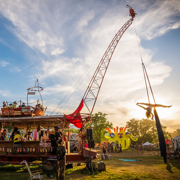Lucidity Festival, Live Oak Campground, Santa Barbara, CA - April 12–15, 2019