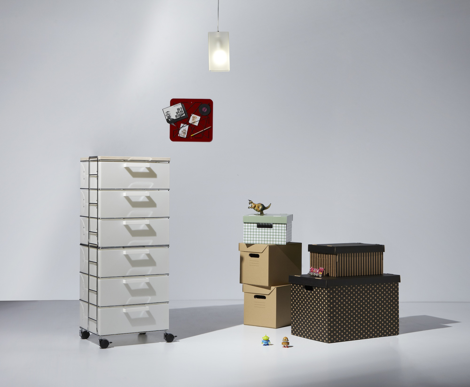 Isotta Mobile Drawers