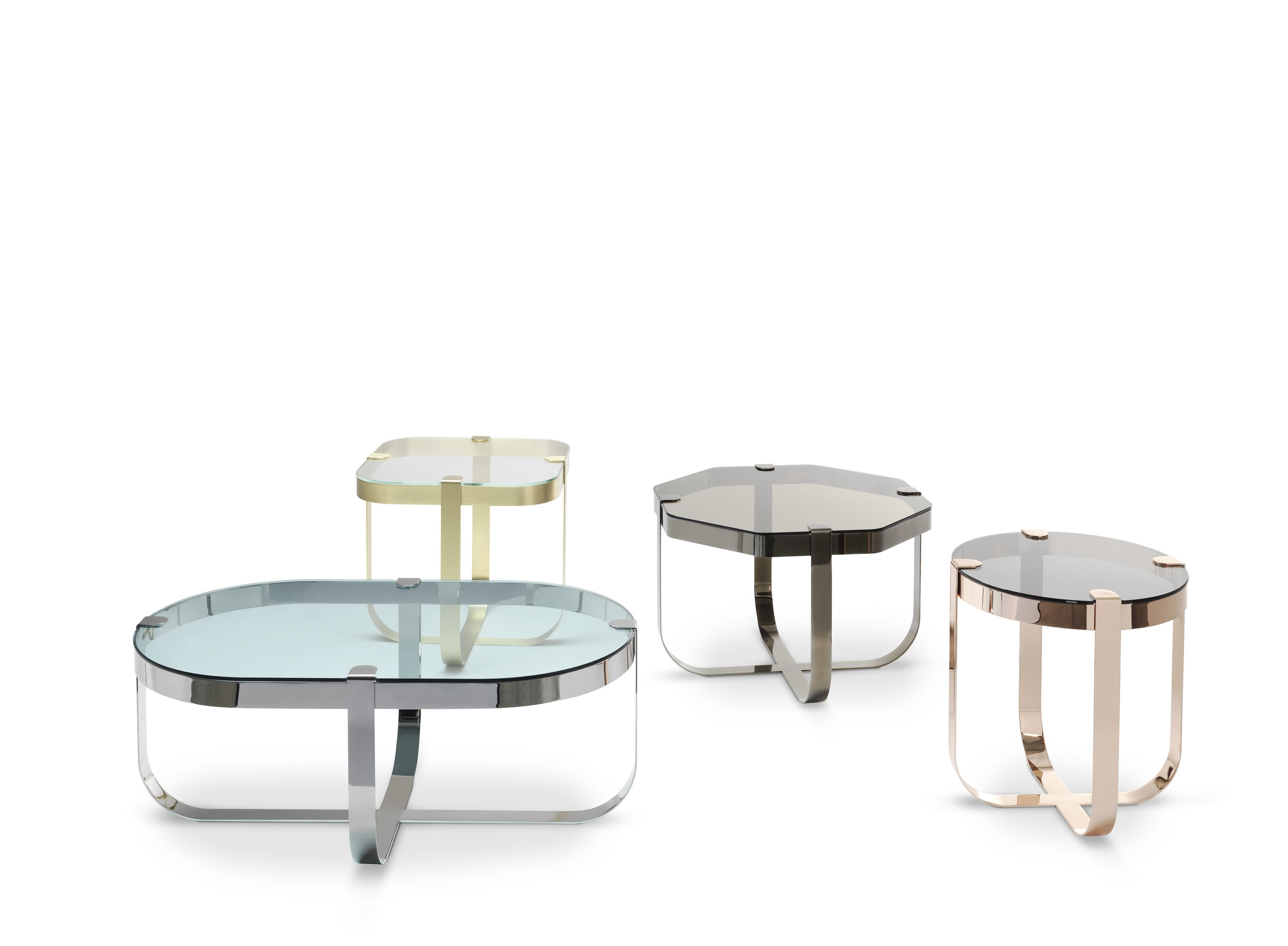 Ring Low Tables - Saba Italia