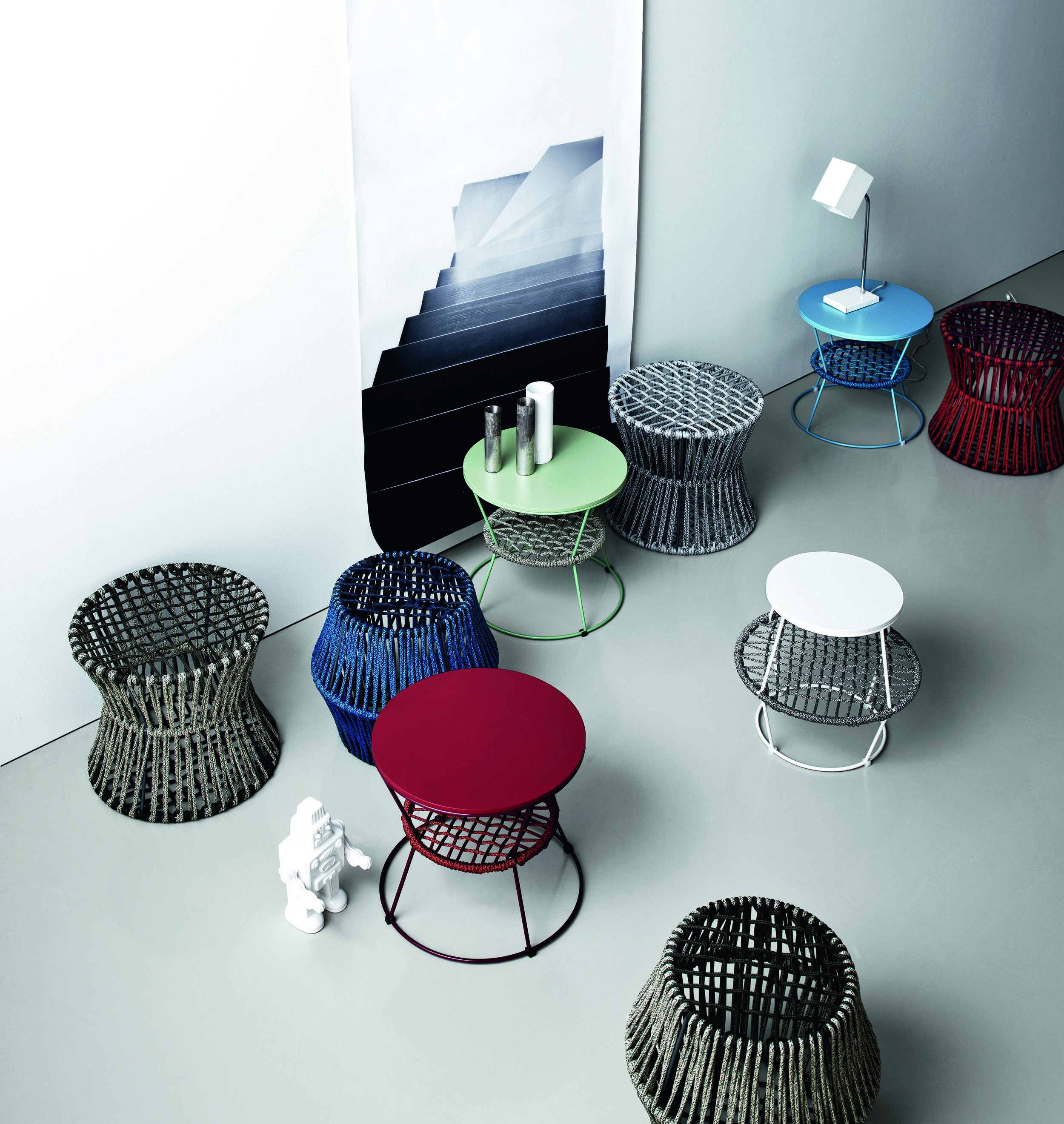 Ziggy Tables - Saba Italia