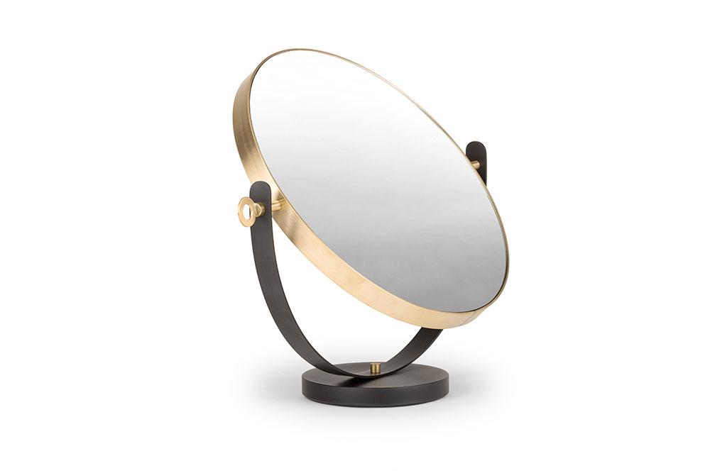 Ilario Table Mirror - Mingardo