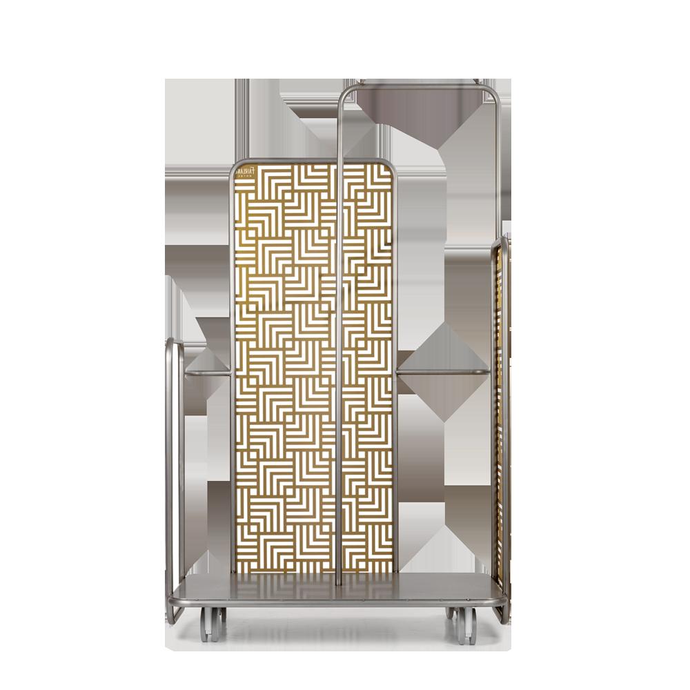 Ted Luggage Cart - MIngardo