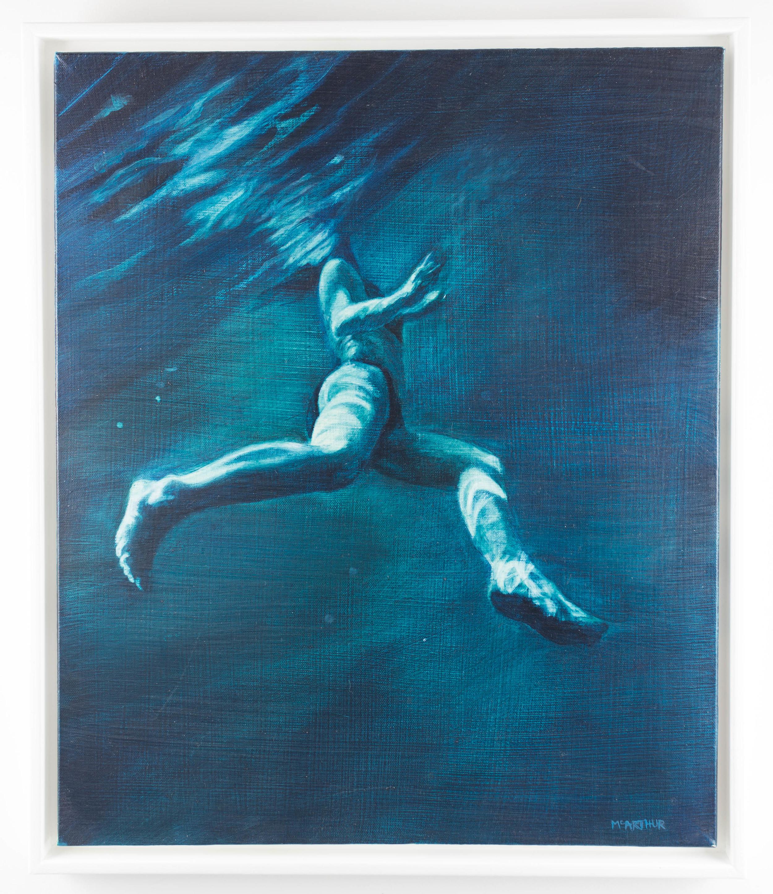 Lot 5   Patsy McArthur   Hang  Oil on Canvas