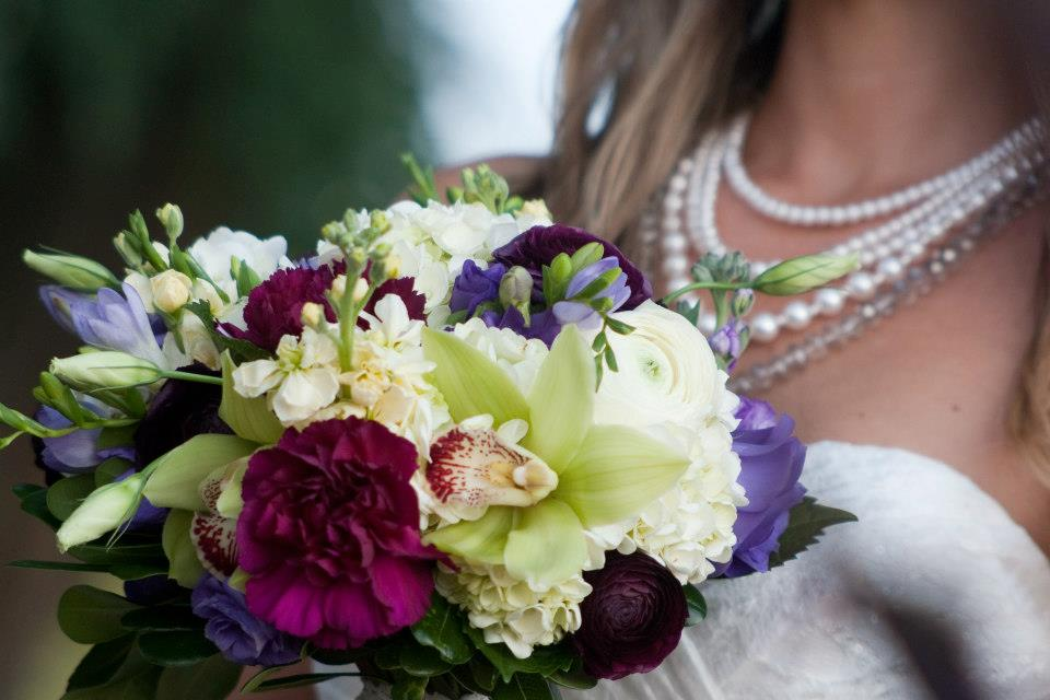 WEDDING FLOWERS, LIUNA GARDENS