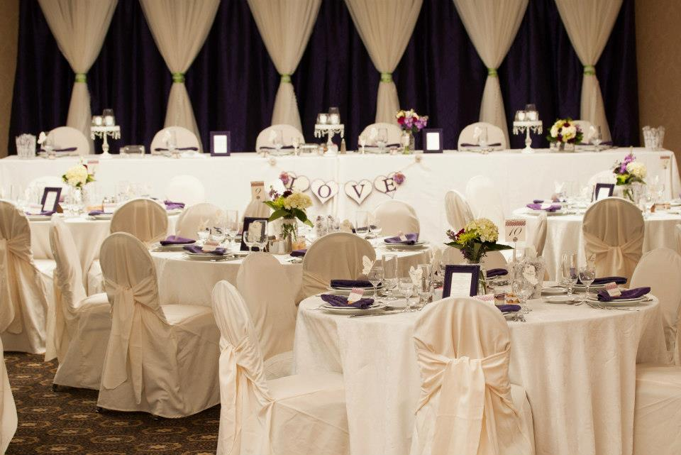 LIUNA GARDENS WEDDING, FLOWERS