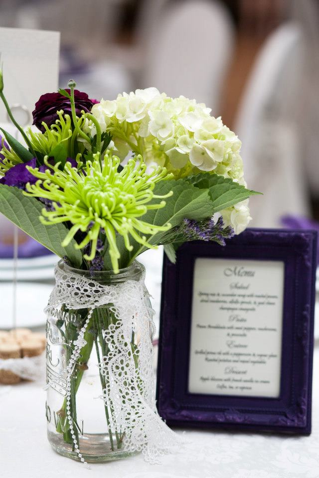 WEDDING FLOWERS, LIUNA GARDENS WEDDING