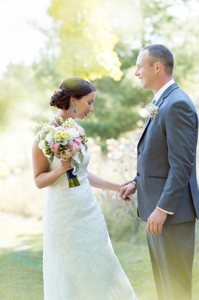 KNOLLWOOD GOLF CLUB WEDDING FLOWERS