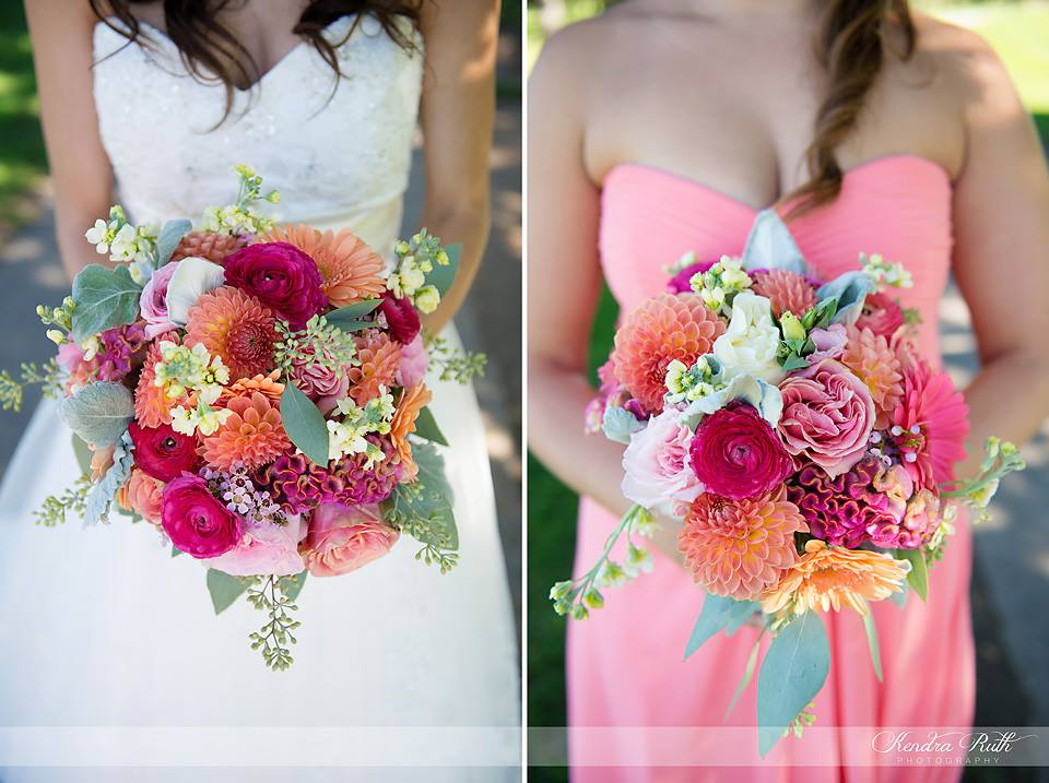 ANCASTER WEDDING FLOWERS
