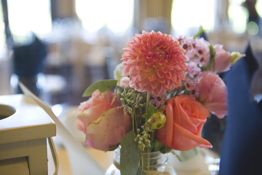 beverly golf & country club wedding florist