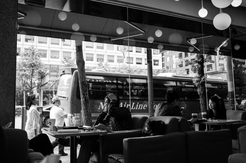 Coffee Cafe, Seoul
