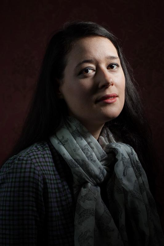 Amy - Jeonju, Korea - March 2014