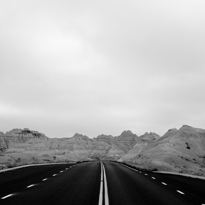 Badlands NP / South Dakota / August, 2014