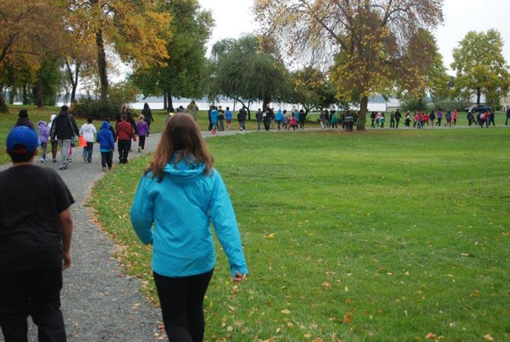 2014 Walk-A-Thon at Genesee Park