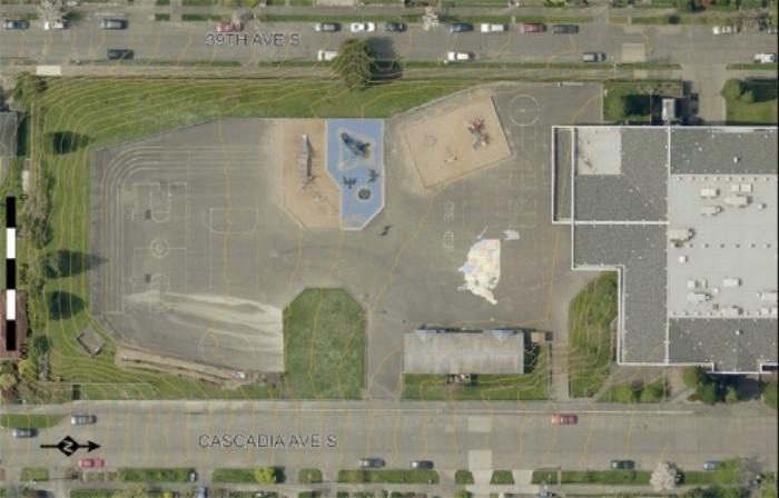 Imagine... - less pavementmore shadebetter neighborhood accessoutdoor learningrain gardenquiet spaces