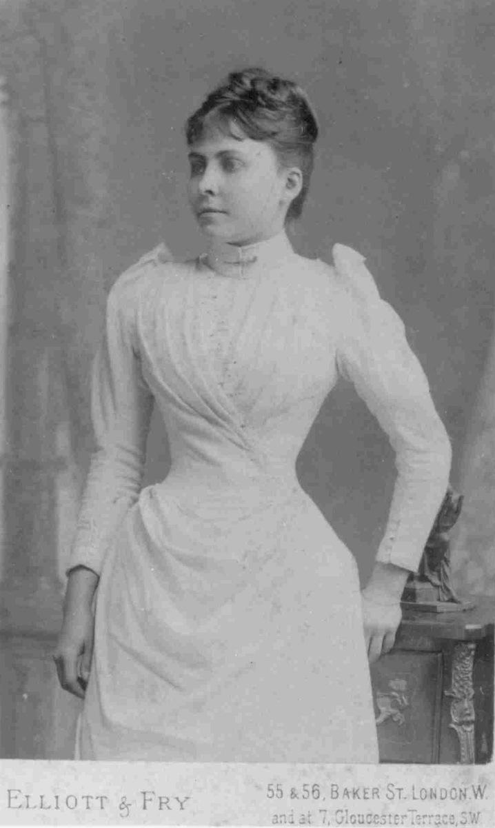 Statira Bell c.1890s