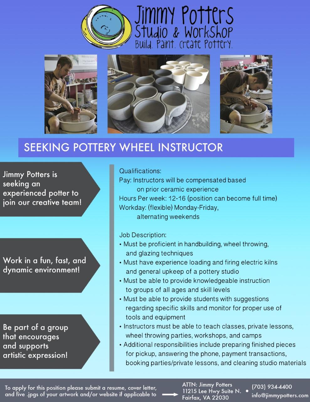 thumbnail_pottery wheel instructor ad.jpg