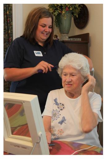 Freudenthal Home Health: Personal Care - St. Joseph, MO