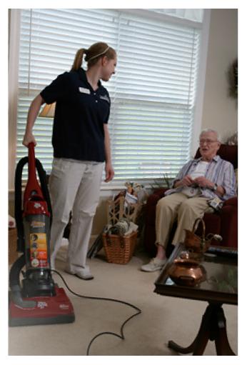 Freudenthal Home Health: Housekeeping - St. Joseph. MO