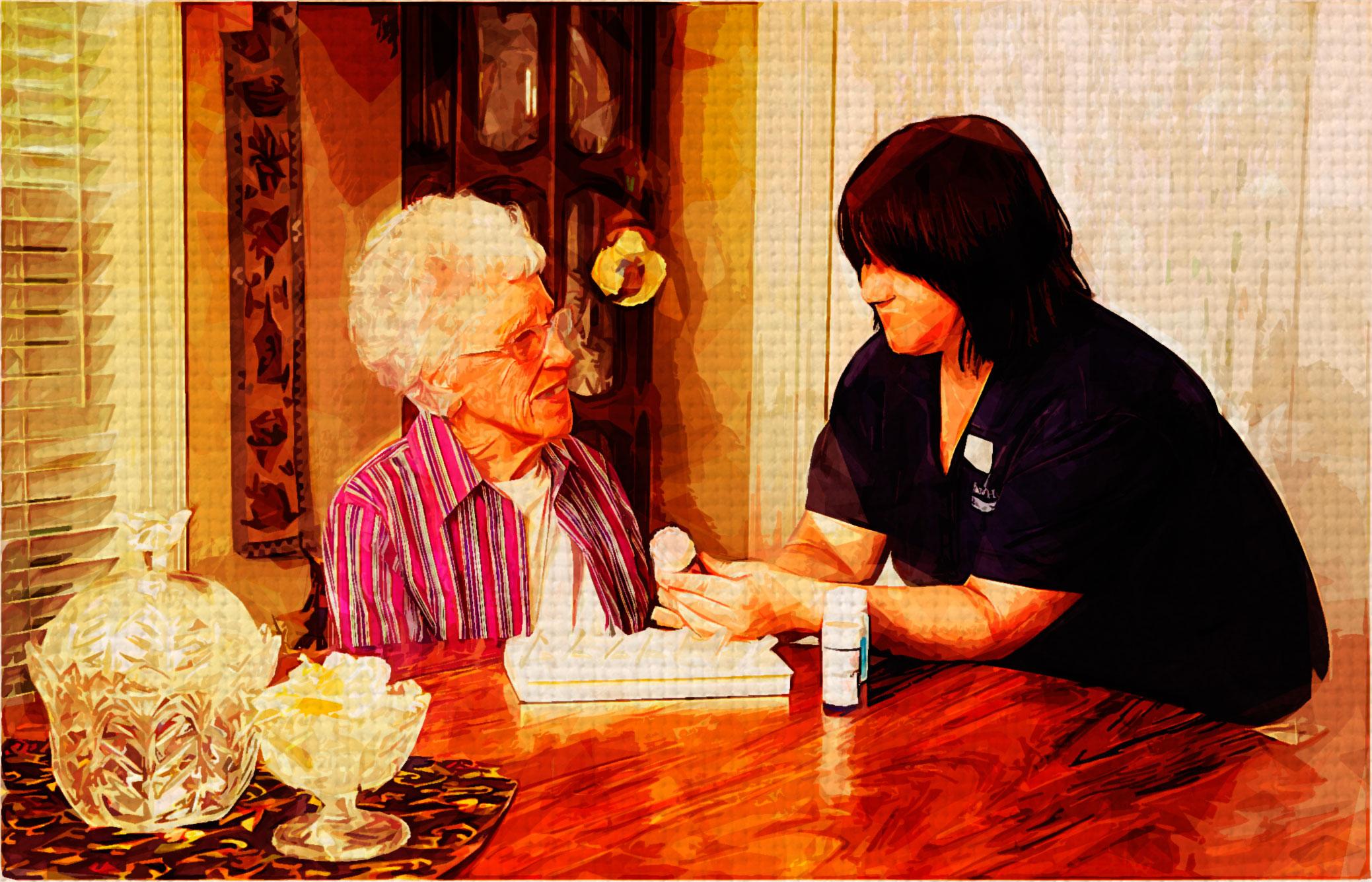 Freudenthal Home Health Medication Management