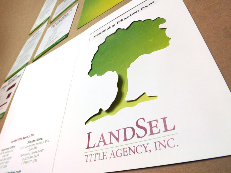 LandSel Pocket Folder