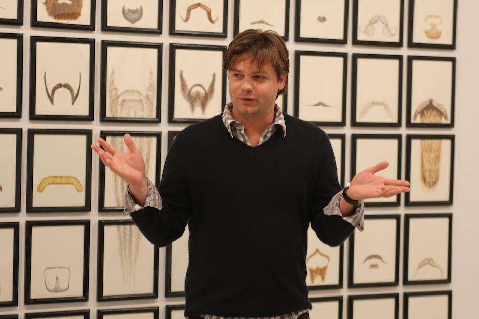 James Salomon (Owner, Salomon Contemporary)